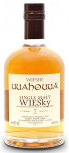 Wieser Wiesky Single Malt 7 Year Sherry Wood Uuahouua 750ml